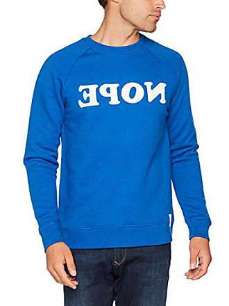 Blue 853 O'polo 767424354314 Homme shirt Splash Denim Marc Sweat M waUO4Y
