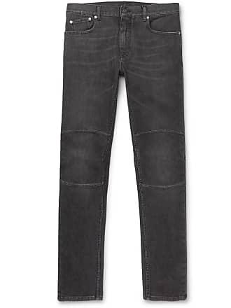 fit denim Stretch Gray Jeans Panelled Skinny Belstaff 5wOq00