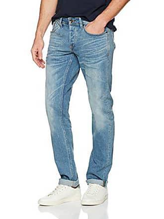 Para Garcia l34 34 Used Vaqueros Jeans Azul W32 light 3389 Hombre 630 Slim rR1qXF7R