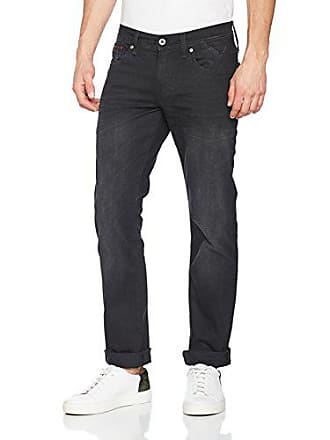 W32 Original Straight Gris l34 Jeans Black Tommy Droit Comfort Leg broome Homme Ryan EPw01q