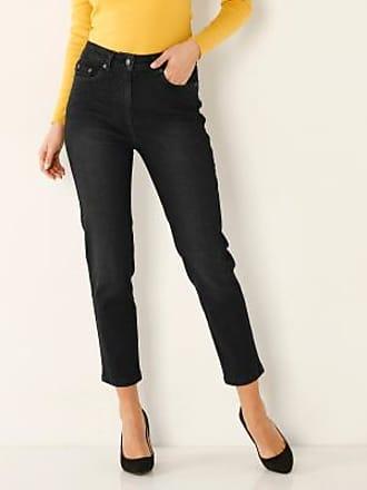 Taille Jean 8ème Blancheporte Black 7 Haute HCqnWWxTtd