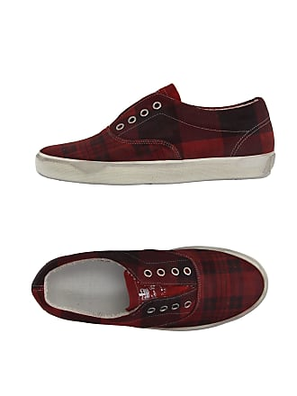 amp; Tennis Crown Leather Chaussures Sneakers Basses UnwgCPRq