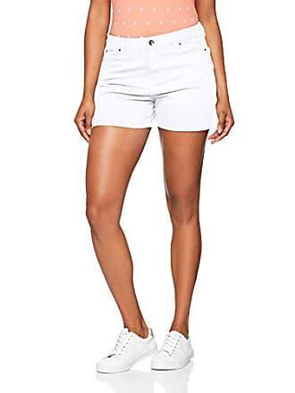 100 36 Edc Esprit Short 047cc1c013 white Femme By Blanc x6qCO06Aw