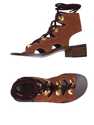 By By Chaussures Chaussures Sandales See Chloé See Sandales By Chloé See Chloé Tqawx6