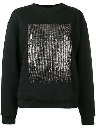 Pailletten Mit patch Givenchy Schwarz Pullover EZqqU