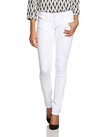 T M porter Pantalones Color Stretch T W28 Para Alexa Talla Freeman Super talla Blanco blanc Fabricante Porter White Mujer U0vxwUtd