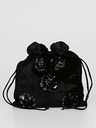 Unica Size Miu Bag Embroidery Velvet IqwfU1