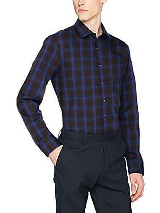 Hombre Collar blau De Seidensticker Size 18 Cm Oficina Camisa 41 Modern Bügelfrei Para Azul wYqYFSUxR