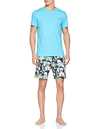 turquoise Sumptuous Sleepwear Xx Para Pijama 00pf Hom Hombre large Short HYFqwfdf