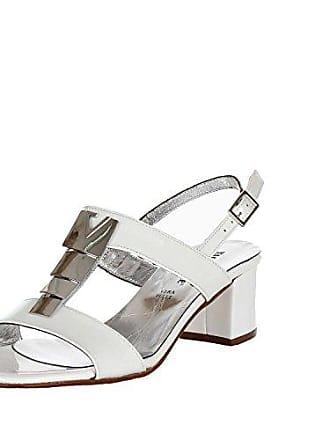 38 Sandalen Größe Damen Eu Weiß 37 Valleverde Cq61UwB