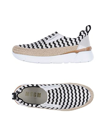 Msgm Espadrilles Chaussures Msgm Chaussures qY57Ww