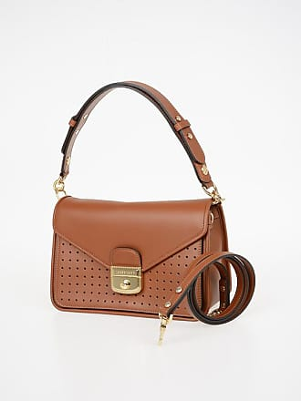 Leather Size Bag Longchamp Hand Unica 4jLc35AqSR