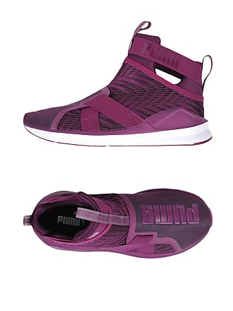 Fierce Swirl Puma Wns Chaussures Sneakers Tennis Montantes amp; Strap gqwdP
