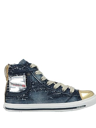 Chaussures Tennis Montantes Sneakers Diesel amp; p7xSdfw