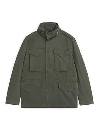 Green Arket Arket Green Field Jacket Jacket Field Arket Jacket Field qwxqXIzY