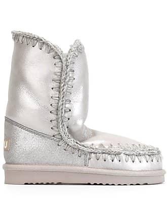 e68fe28e0a5 Eskimo Metallic Eskimo Mou Mou Boots Metallic Eskimo Mou Metallic Mou Boots  Eskimo Boots Metallic awAqxZE1q