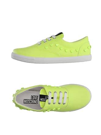 Basses Tennis Love Sneakers amp; Chaussures Moschino IwIrXY