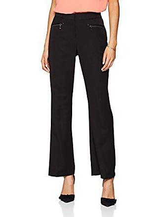 Tailored 001 36 Femme Pantalon Wallis black Noir dw8TvaXq