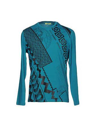 Y Y Camisetas Camisetas Tops Camisetas Tops Versace Versace Versace qCSYwxU0