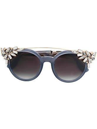 Da Occhiali Jimmy Sole Grigio Colore Eyewear Cristalli Con Di Choo 6pqfwSn7