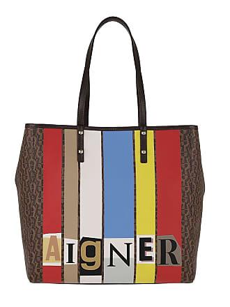 Tote M Shopper Aigner Bunt Zoe Multicolour YZA14q