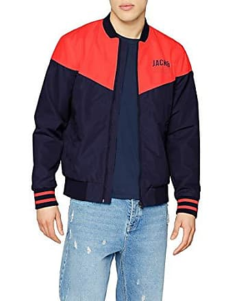 Jack Coral Chaqueta Para Bomber fiery Jones Medium Hombre Jcofred amp; CZrCUO