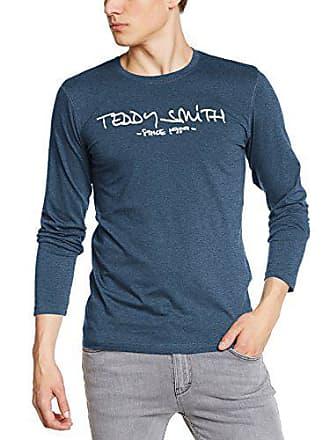 Teddy Large Smith Hombre Azul Camiseta 3 Ml indigo Chiné Para Ticlass rrfcHqPvw7