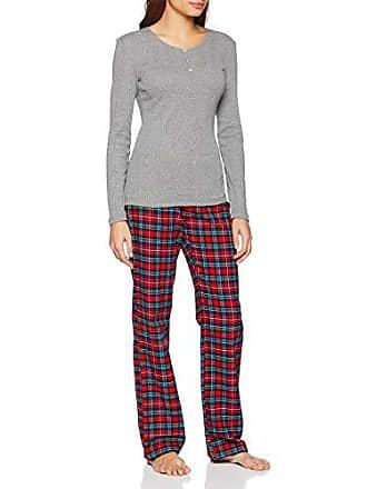 Schlafanzug Pyjama Zweiteiliger Damen Cas Esprit Nw Debby YxEFawqwP