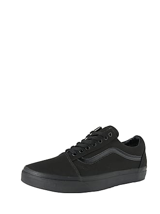Old Schwarz Low Vans Skool Sneaker qwFOxgE