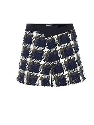 Monse Tweed Shorts Twill Monse Tweed And wqxTH0O