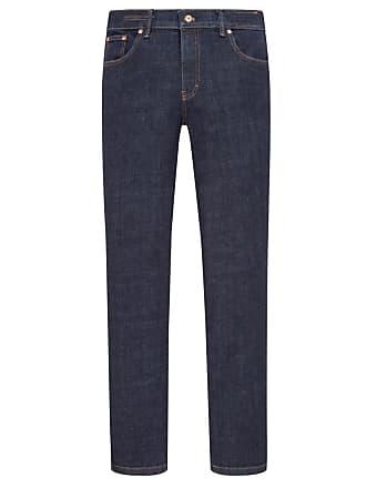 Herren Marine Fit Hiltl In Seth Für Tailored Jeans Von 8vcwgqO6