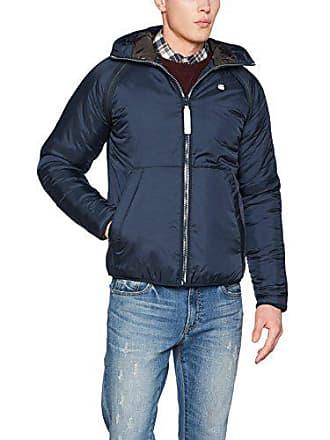 medio blu legione 862 giacca uomo star sportiva Sport blu imbottito giacca Strett G v7wgqSz