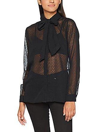 Lova black Noir Femme Ls Shirt 40050 In Luxury Soaked 36 Chemise qFETxSw
