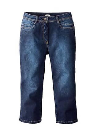 Aus Baumwolle Jeans Darkblue Capri Bio Enna RgwqxECApy