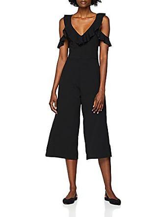 Cullotte New black Noir Ruffle Look 1 Combinaison 36 Femme wwEq6axf