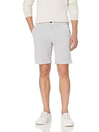 Casual Inch 9 Stretch Blue Seersucker Stripe Shorts Light white 33 Goodthreads TH4fqwUw
