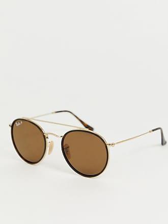 Ray Puente 0rb3647n ban Redondas De Doble Con Gafas Lentes Sol Polarizadas Y rrqaCz