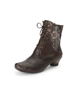 En Cuir Think Bottines ThinkNoir Les Nappa TKc1lFJ3