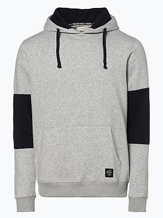 Rebel Redefined Rebel SweatshirtLyon Grau Redefined Grau SweatshirtLyon Herren Herren Redefined SweatshirtLyon Rebel Herren 2IWH9ED