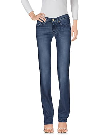 For Denim All Mankind Trousers 7 tBdqnwtfx