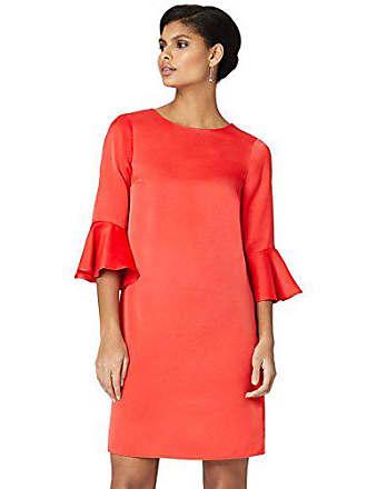 Truth amp; red Azd7961 talla Fabricante Fiesta Vestido Mujer 40 Del Medium Fable Rojo 00Rwdqxr