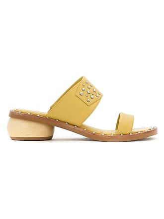 Jaune Sandals Leather Mara Mac Studded Ingw8qvY