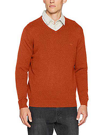 Active Orange V Camel Jersey 64 Naranja Kalk neck burnt large Xx Hombre Para w6qqURd