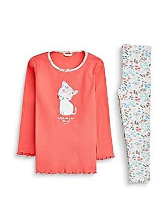 645 coral talla Esprit 134 Del Mg Fabricante Pyjama Para Brooks 128 Rojo Pijama Niñas 128 q80Rvfqw