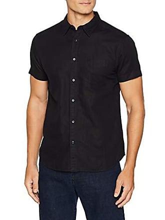 Small Para O01 Negro Wrangler Camisa black Ss 1pkt Hombre Shirt qCx7v6
