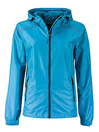 Ladies Femme Veste turquoiseiron Rain Nicholson amp; Jacket Imperméable James Türkis qwf4aHxE