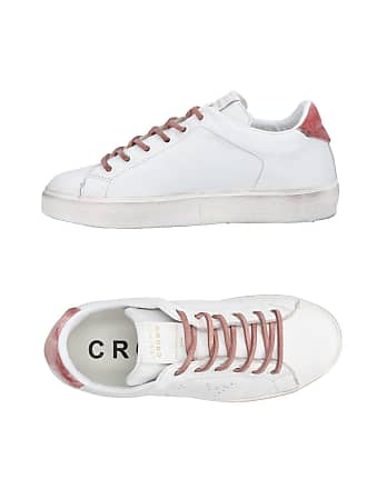 Crown Leather Sneakers Chaussures amp; Basses Tennis Oqw1Zdq