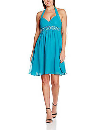 Ar Emily Noche Evening Dress Para De Mujer Azul Y My turquoise 52 Vestidos Fiesta xf711w