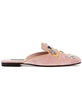 Rose Slippers Jackie Gabbana amp; Dolce pqvgZZ