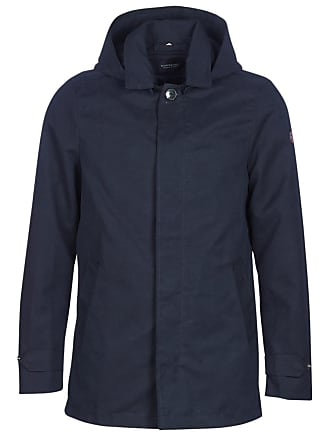 Large Lining 0562 Homme Scotch steel Classic Teddy Bleu amp; Parka Soda Hooded With zaqn6wp4x